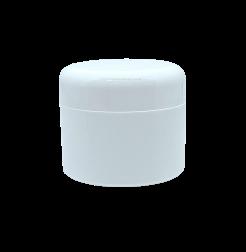 Vaso Arrotondato Bianco 50 ml